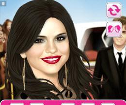 Selena Gomez'in Gerçekçi Makyajı