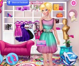 Sindirella'nın Giyinme Odası