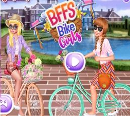 Sindirella Ve Belle'nin Bisikleti