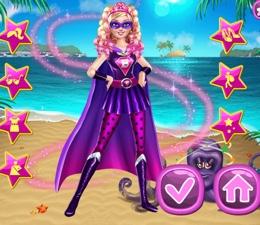 Süper Barbie'nin Yeni Stili