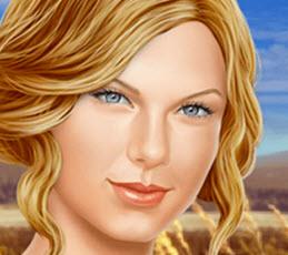 Taylor Swift Gerçekci Makyaj