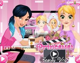 Vlogger Prensesler